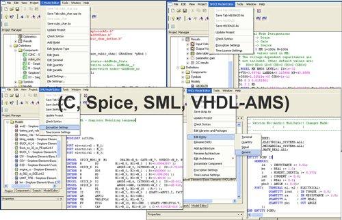 2. Produktbild ANSYS Simplorer - Systemsimulation