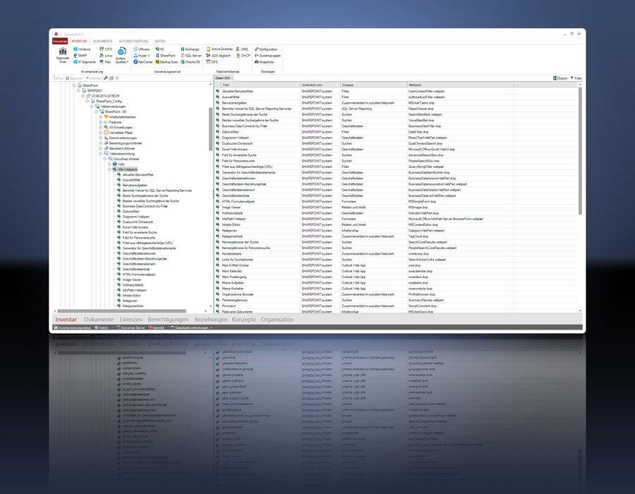 2. ProduktbildAusgabedokumente-der-Netzwerk-Dokumentation
