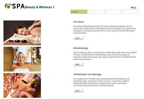 18. Produktbild MY SPA - der Wellness Planer