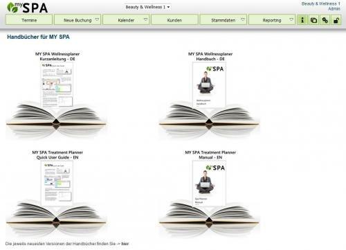 23. Produktbild MY SPA - der Wellness Planer