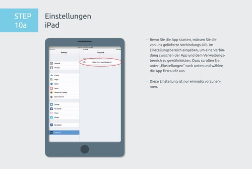 15. Produktbild firstaudit - Digitale Checklisten App