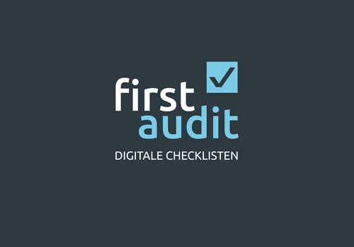 1. Produktbild firstaudit - Digitale Checklisten App