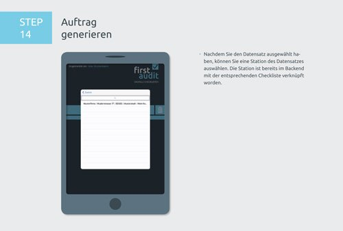 20. Produktbild firstaudit - Digitale Checklisten App