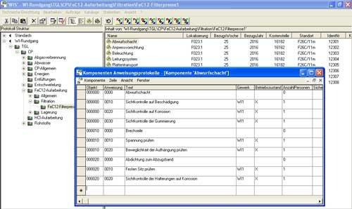 2. Produktbild WIS - Wartungs- und Inspektionssystem für KMU
