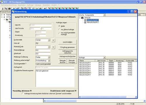 4. Produktbild WIS - Wartungs- und Inspektionssystem für KMU