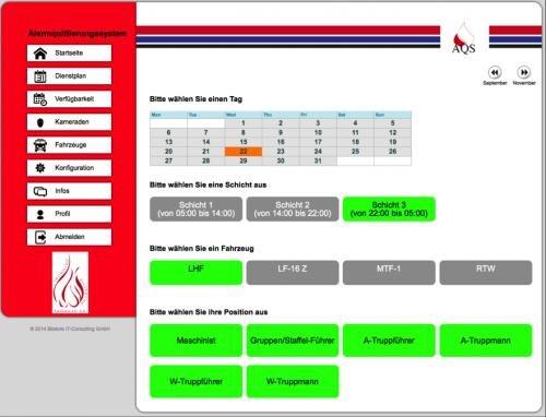 5. Produktbild AQS - Alarmquittierungssystem