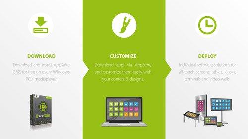 17. Produktbild AppSuite - CMS Software