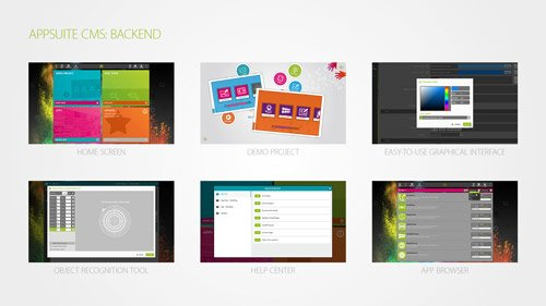 20. Produktbild AppSuite - CMS Software