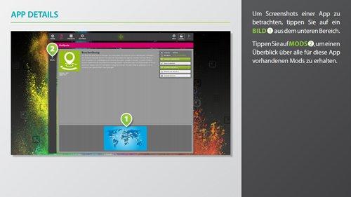 6. Produktbild AppSuite - CMS Software