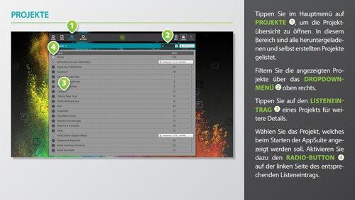 7. Produktbild AppSuite - CMS Software
