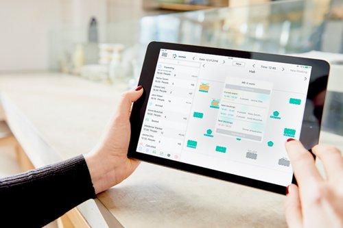 3. Produktbild resmio - Reservierungssystem für Restaurants