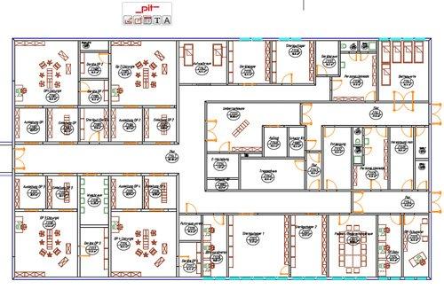 4. Produktbild pit - CAD  für Gebäudetechnik