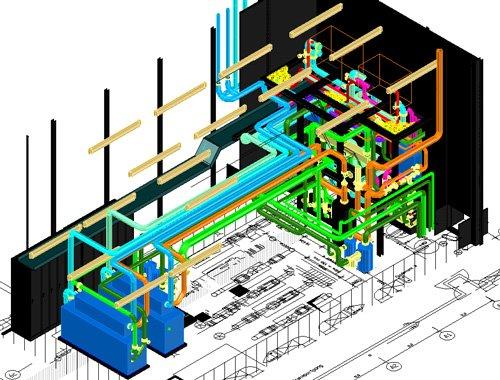 8. Produktbild pit - CAD  für Gebäudetechnik