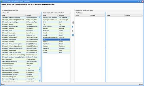 9. Produktbild Asset.Desk - Reportgenerator