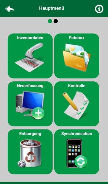 15. Produktbild Die Asset.Desk App Mobile+