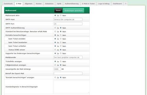5. Produktbild HEINZELMANN Service Desk - webbasiertes User Helpdesk System