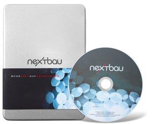 Packshot - nextbau Baukalkulation