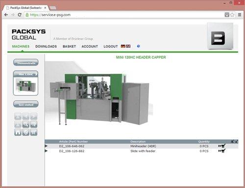 1. Produktbild door2parts - Ersatzteilkatalog, eCommerce und Shop L�sung