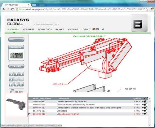 3. Produktbild door2parts - Ersatzteilkatalog, eCommerce und Shop L�sung