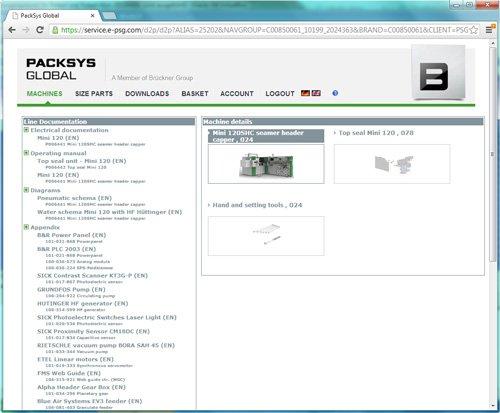 4. Produktbild door2parts - Ersatzteilkatalog, eCommerce und Shop L�sung