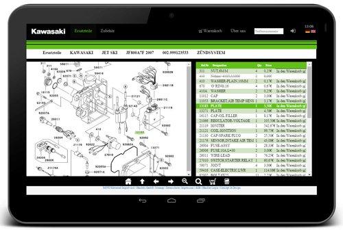 7. Produktbild door2parts - Ersatzteilkatalog, eCommerce und Shop L�sung