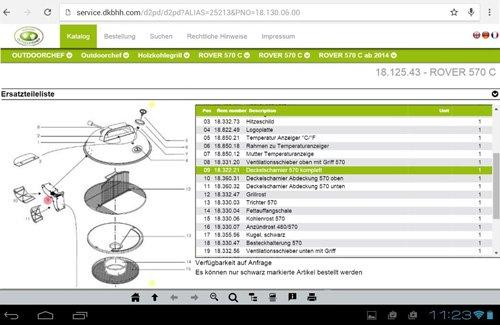 8. Produktbild door2parts - Ersatzteilkatalog, eCommerce und Shop L�sung