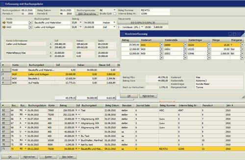 1. Produktbild Fibu.One - branchenneutrales Buchhaltungsprogramm