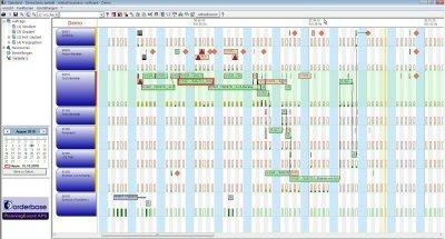 4. Produktbild ERP-Branchen-Software: amProject f�r den Maschinen- / Anlagenbau