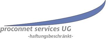Firmenlogo proconnet services UG (haftungsbeschr�nkt) Klingenberg