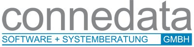 Firmenlogo connedata GmbH Software+Systemberatung Leer