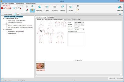 9. Produktbild PMDS - Pflege-Management und Dokumentationssystem