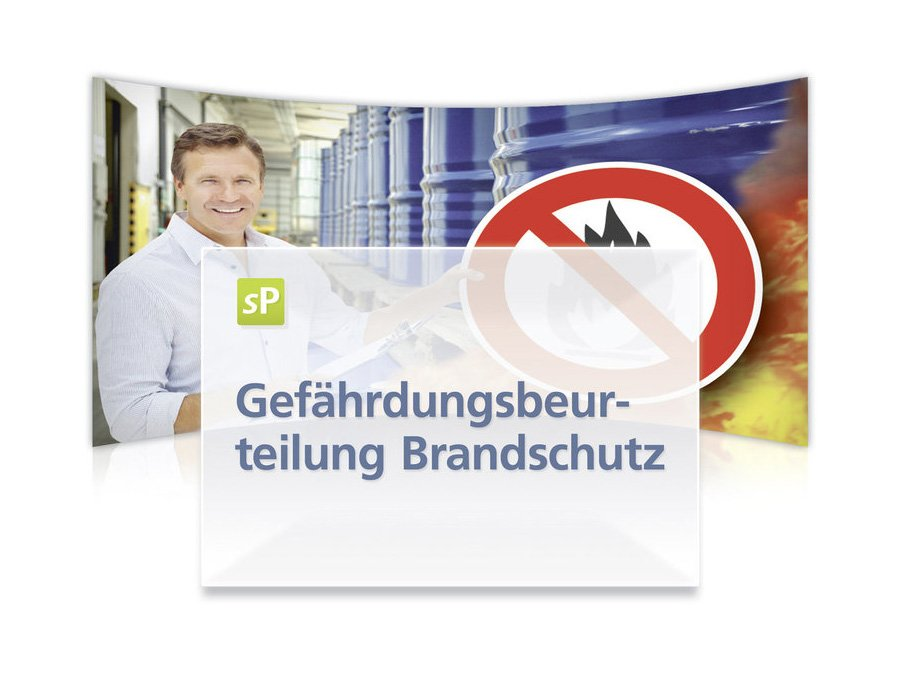 1. Produktbild Gefährdungsbeurteilung Brandschutz