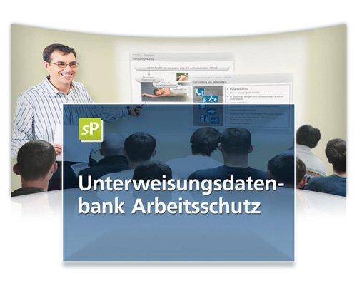 1. Produktbild Unterweisungsdatenbank Arbeitsschutz
