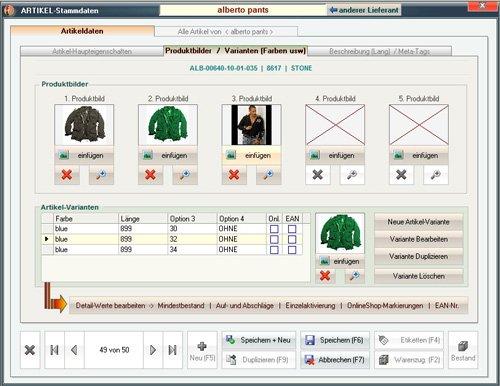 2. Produktbild FashionLager� V.3