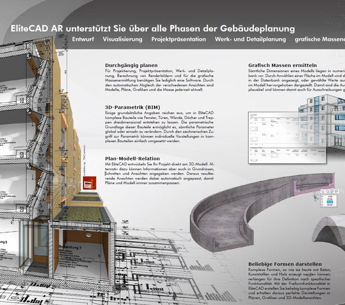 EliteCAD 3D BIM Software
