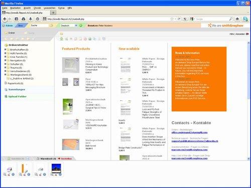 1. Produktbild eyebase mediasuite - Bilddatenbank und Mediendatenbank L�sungen
