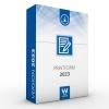 Software zur Formularbearbeitung und -verwaltung mit �ber 2100 Vordrucken