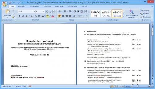 12. Produktbild Brandschutznachweis