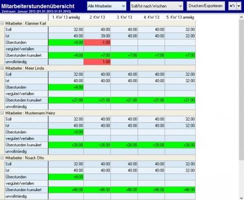 10. Produktbild VVW Control - Projektmanagement für Architekten und Ingenieure