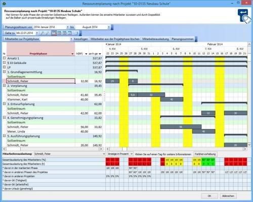 9. Produktbild VVW Control - Projektmanagement für Architekten und Ingenieure