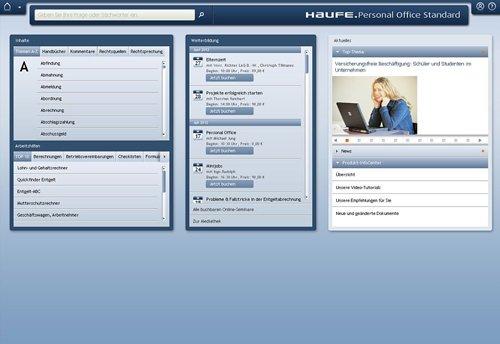 2. Produktbild  Haufe Firmen Office - für Steuerberater