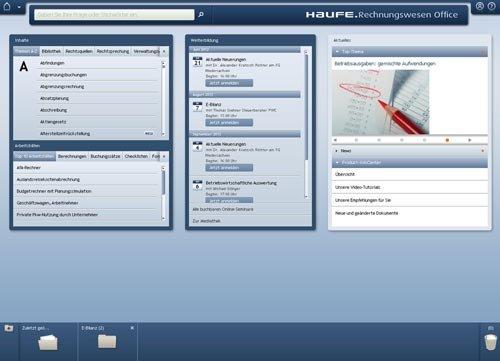 1. Produktbild Haufe Rechnungswesen Office
