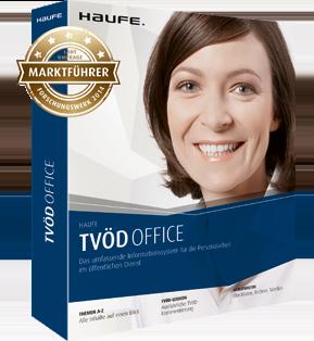 Haufe TVöD Office für die Verwaltung