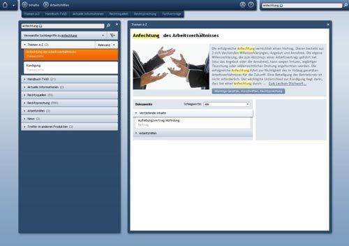3. Produktbild Haufe TVöD Office für die Verwaltung