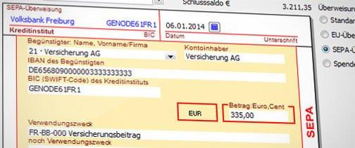 Sicherer Zahlungsverkehr – inkl. Kassenbuch