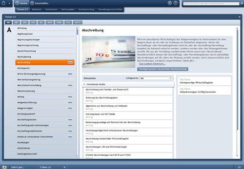 2. Produktbild Haufe Finance Office Professional