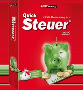 QuickSteuer 2014