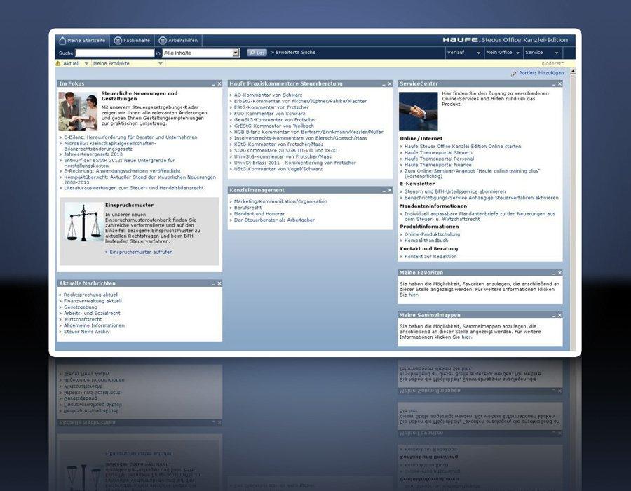 11. Produktbild Haufe Steuer Office Kanzlei-Edition
