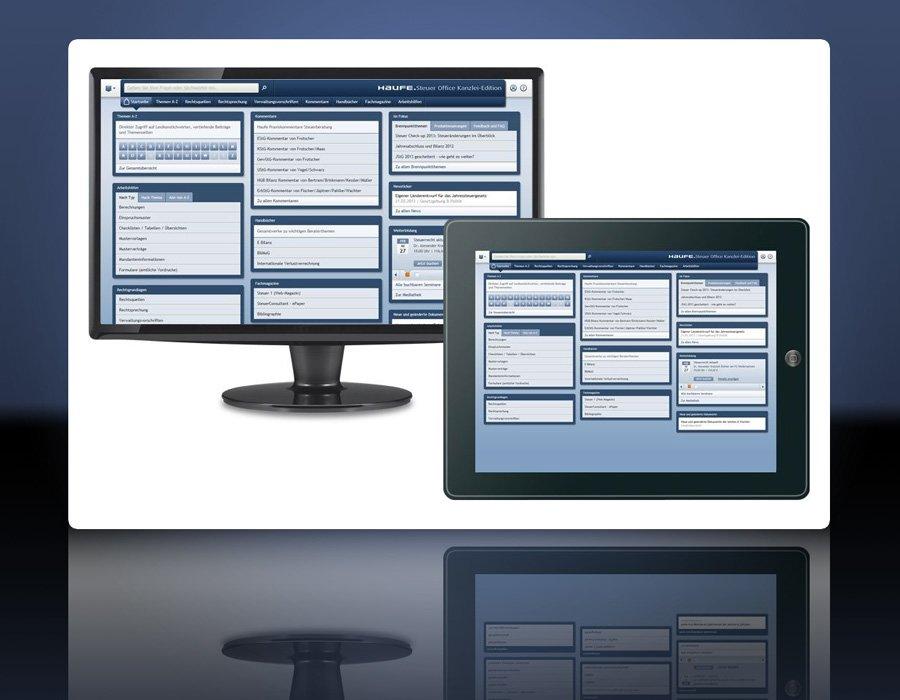 1. Produktbild Haufe Steuer Office Kanzlei-Edition
