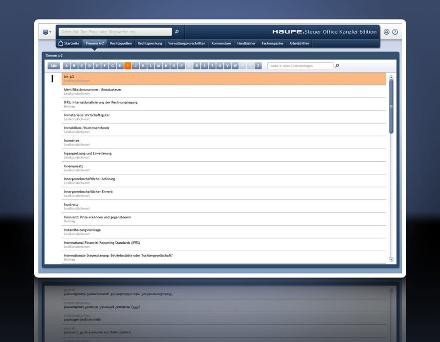 5. Produktbild Haufe Steuer Office Kanzlei-Edition